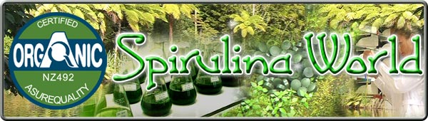 Spirulina Nutritional Supplement & Super Food